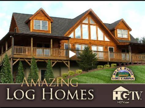blue ridge log cabins on hgtv on vimeo