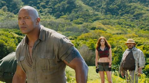 jumanji welcome to the jungle trailer movie and tv reviews watch the new trailer for jumanji welcome to the jungle news release date dragonfeed