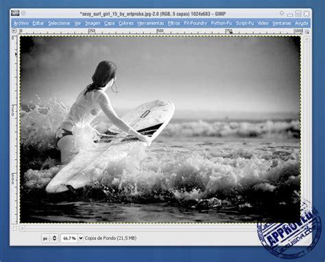 convertir imagenes en blanco y negro online bit 225 cora de jesusda tutorial gimp convertir una imagen