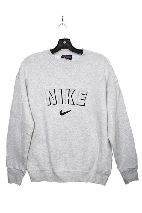 Pull And Sweater Rajut Authentic Grey Size M vintage nike sweater grey size m chest 38 quot length 24 quot sleeve 18 quot this is an authentic