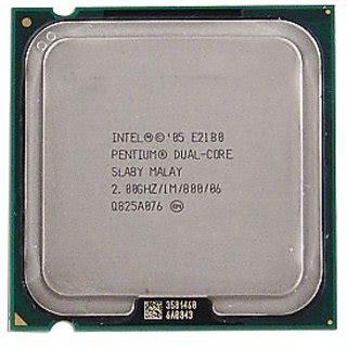 Processor Intel Dualcore 20 Ghz E2180 1m800 intel pentium dual e2180 processor 2 0 ghz 1m l2