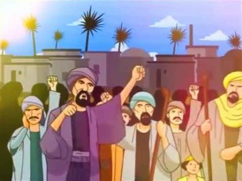 film nabi nuh cartoon sirah rasul animasi 3 kisah nabi nuh a s youtube