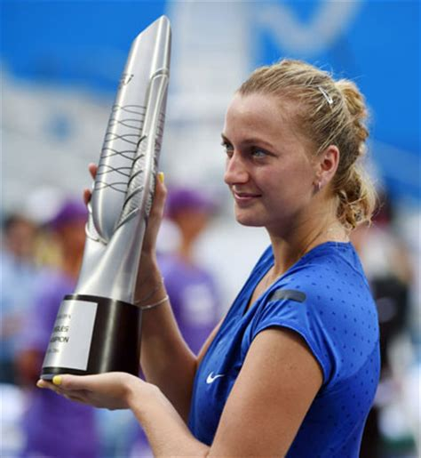 Petras Lopsided by Kvitova Wins Wuhan Opensports China Daily Asia