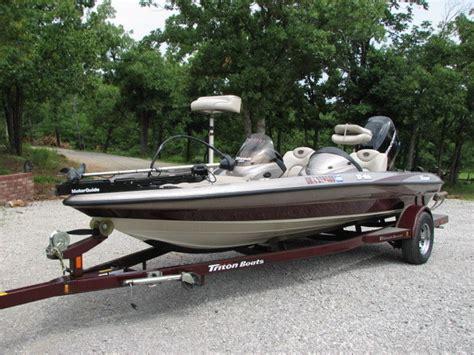 triton boats passenger console 2005 triton tr186dc home