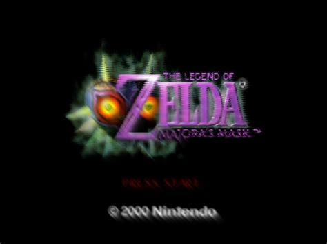 emuparadise legend of zelda legend of zelda the majora s mask usa rom
