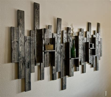 modern wood wall decor rustic modern wall and decor ideas furniture home