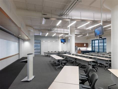 Sirwal Office Platinum 1 abandoned warehouse in chicago undergoes green renovation to become leed platinum office