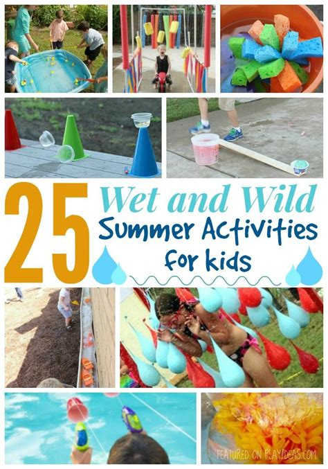 Top 7 Water Activities For Summer by 25 And Summer Activities For Summer