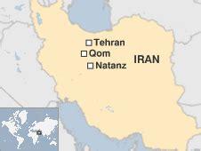 qom iran map qom iran map
