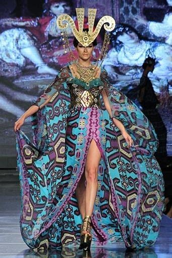 Kencana Ethnic Batik 10 best couture headpieces images on accessories coverings and headpieces