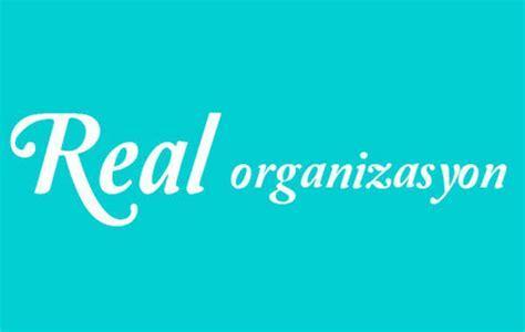 real organizasyon