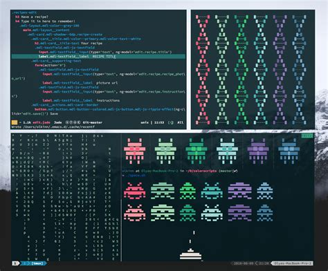 emacs24 color themes github olkinn forest blue emacs forest blue a fresh