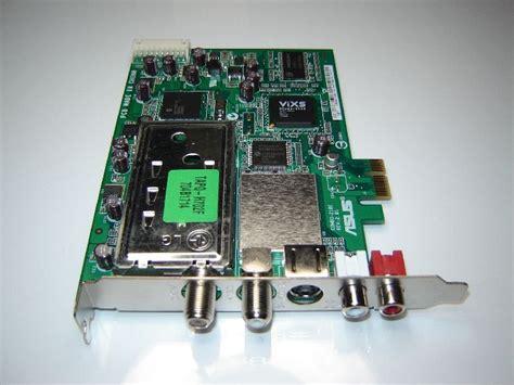 Tv Tuner Asus gateway asus vixs combo 210e ntsc atsc 6003130r tv tuner card