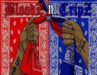 crips and bloods colors tribal colours the week uk