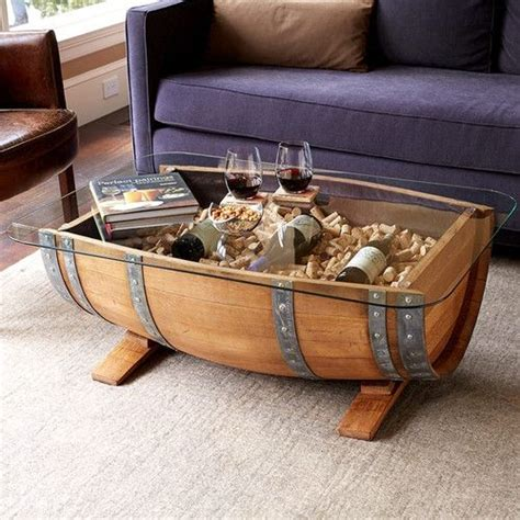 Barrell Coffee Table Wine Barrel Coffee Table 17450 Iwa Wine Accessories Wine Barrel Ideas Pinterest Wine