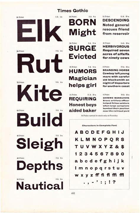 font design manual 154 best typography speciman posters images on pinterest