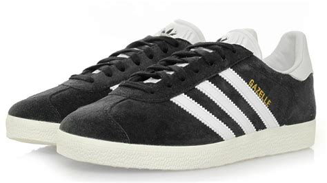 adidas gazelle black adidas gazelle black white the sole supplier