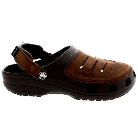 slip on clogs for mens crocs yukon clogs slip on lightweight