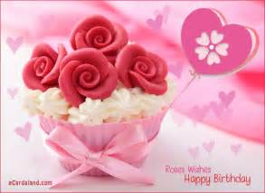 roses wishes choose ecard from birthday ecards
