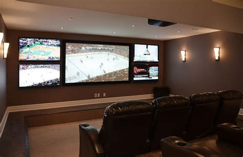 unique basement home theater 12 enjoy your favorite