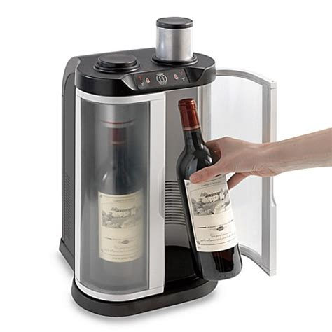 bed bath and beyond bar wine enthusiast eurocave sowine home wine bar bed bath beyond