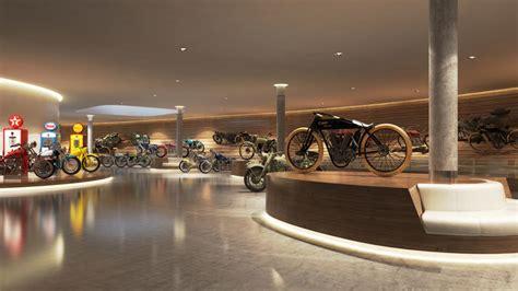Triumph Motorrad Museum by Europas H 246 Chstgelegenes Motorrad Museum Er 246 Ffnet 2016 Am