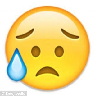 emoji sedih 12 most commonly misunderstood emojis daily mail online