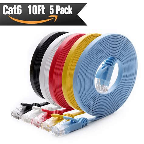 Best Quality Konektor Rj45 Cat5e Original Per Pack Isi 50pcs best in cat 5 ethernet cables helpful customer reviews