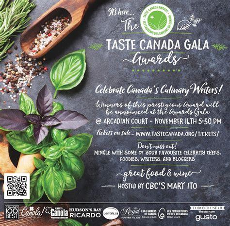 Taste Canada by The Yum Yum Factor