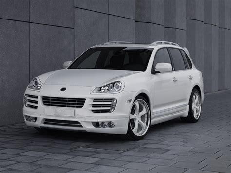 Porsche Cayenne Diesel Tuning by Techart Porsche Cayenne Diesel Car Tuning