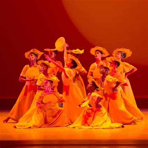 Alvin Ailey Revelations Sections by Alvin Ailey American Theater New York City Center