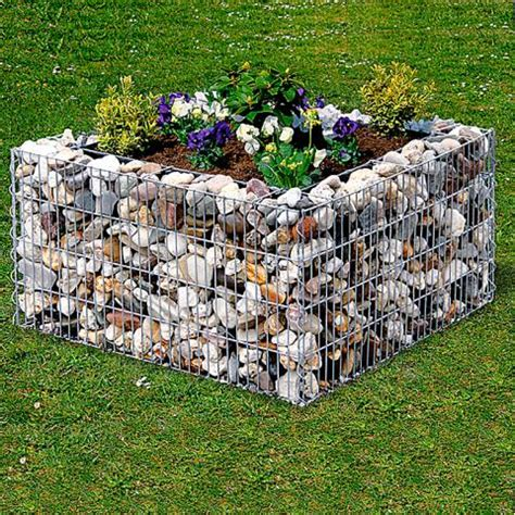 beet mit steinen hochbeet selber bauen und anlegen sch 214 ner wohnen