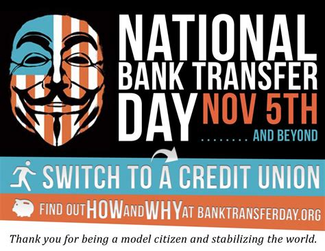 is day a bank bank transfer day