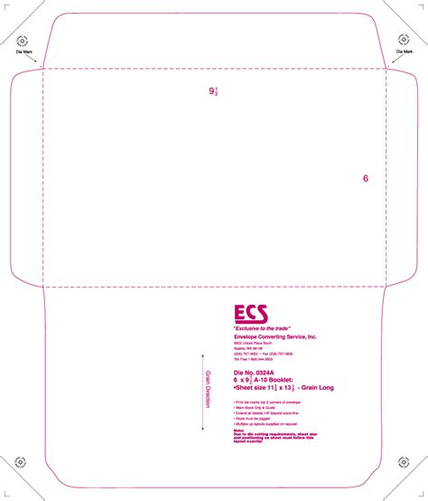 envelope templates 10 envelope template cyberuse