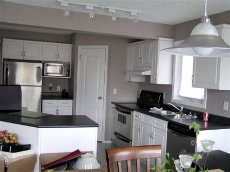 white kitchen cabinets light grey walls quicua com before color grey walls black countertop white cabinets
