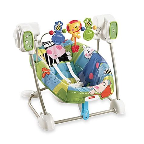 space saver swing and seat fisher price 174 discover n grow spacesaver swing seat