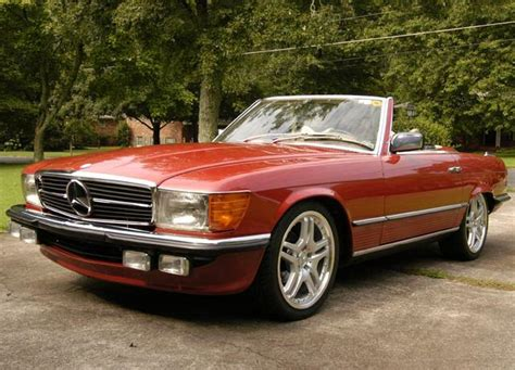 mercedes 450 sl photos reviews news specs buy car