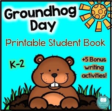 groundhog day kid friendly 27 best images about ground hog day on