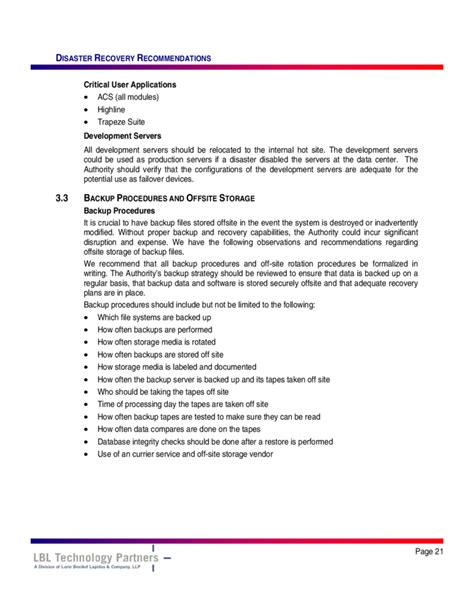 sle business impact analysis report business impact analysis report template 28 images