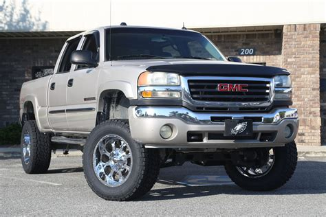 lifted gmc lifted gmc sierra 2500hd on fuels trinity motorsports
