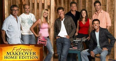 home makeover shows list extreme makeover home edition doblaje wiki fandom