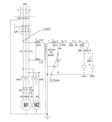 440v 3 phase wiring diagram 440v get free image about