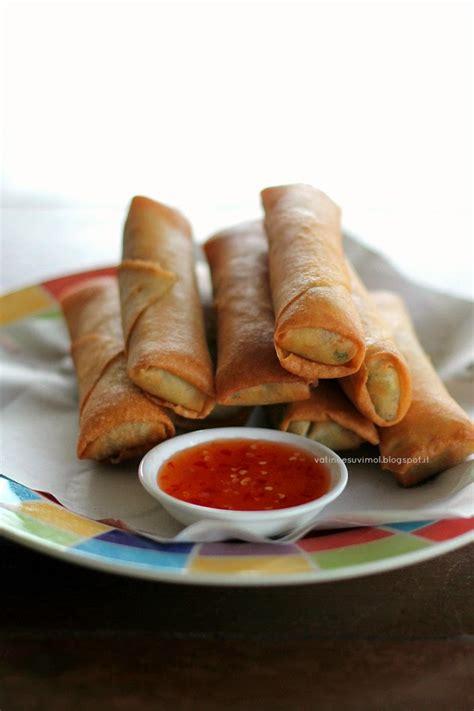 cucina tipica thailandese thai rolls e la scuola di cucina thai a koh phangan