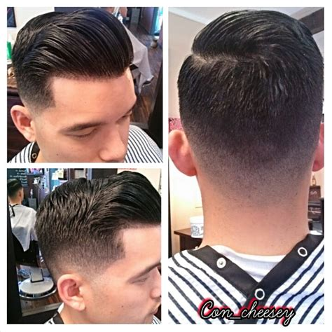 haircut near me san diego all angles side part low fade yelp