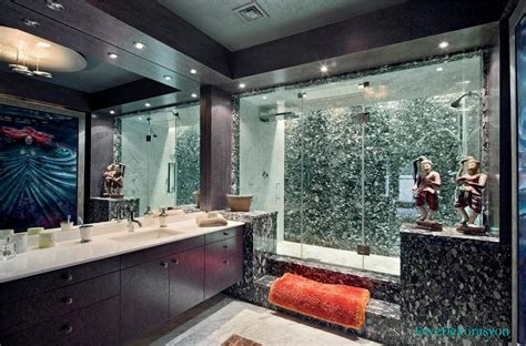 Banyo Mermer Duvar Paneli   Ev Dekorasyonu
