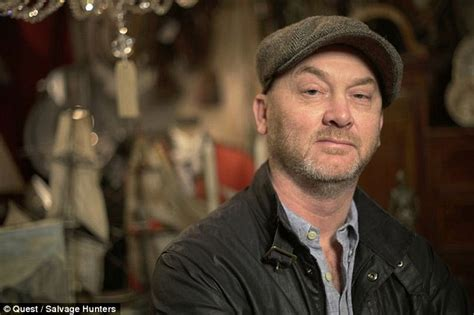 Drew And Fab Split by Salvage Hunters Drew Pritchard Is Barred From His