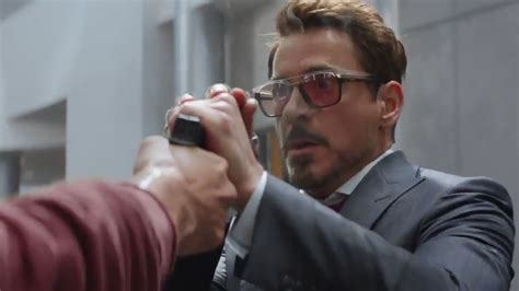 Like Tony by What Does Catching A Bullet Like Tony Stark Feel Like