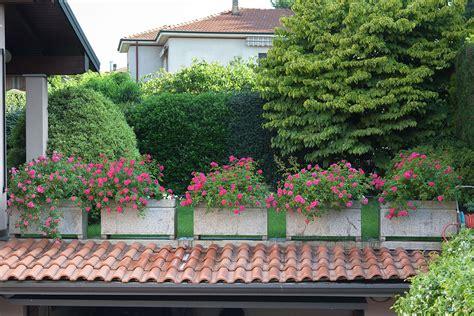 terrazze pensili giardini pensili e terrazze volpi garden design