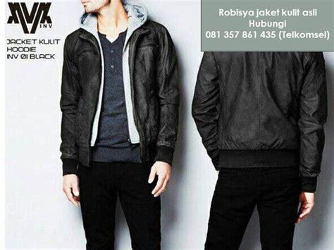 couple desain jaket motor jaket kulit laki laki jaket