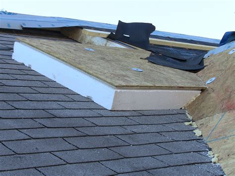 Hip Roof Barn by How To Install Rigid Foam On Top Of Roof Sheathing